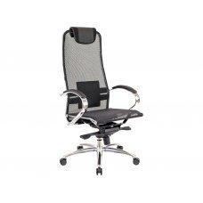 Кресло руководителя Deco (ткань-сетка)