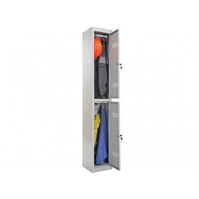 Шкаф для раздевалок ПРАКТИК усиленный ML 12-30x30
