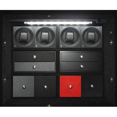 Сейф Armando G Ursus-S версия 3 черная шагрень