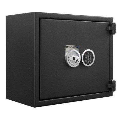 Сейф Armando G Ursus-S версия 2 черная шагрень ( дубль )