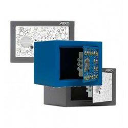 Теперь компания Aiko выпускает детские сейфы T-170 EL с электронным замком.