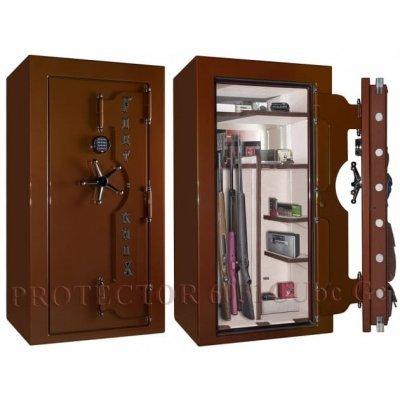 Оружейный сейф Fort Knox® Protector 6031CUbc Gc