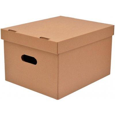 Короб для хранения с крышкой