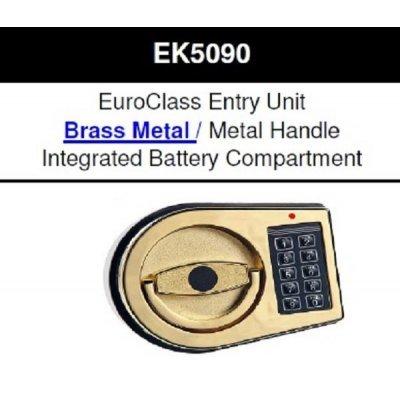 Клавиатура EK5090 M-lock Gold