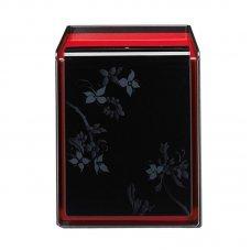 Сейф LU-1000RB Черные цветы