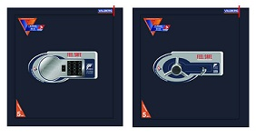 Компания Промет сменила дизайн сейфов серии ГАРАНТ.