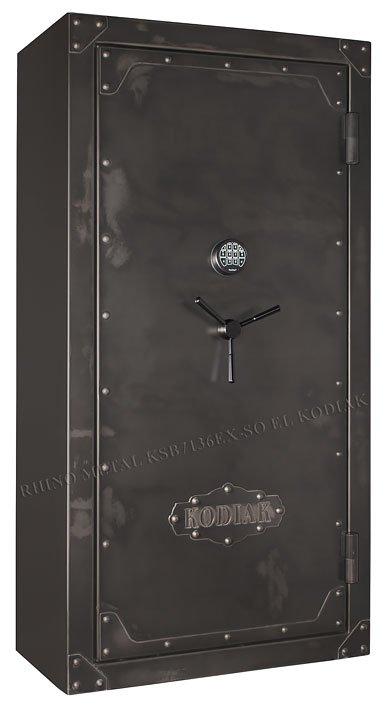 Эксклюзивный оружейный сейф Rhino Metals KSB7136EX-SO EL Kodiak®