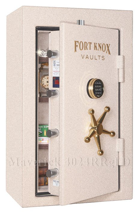Сейф Fort Knox® Maverick 4024RRgl D