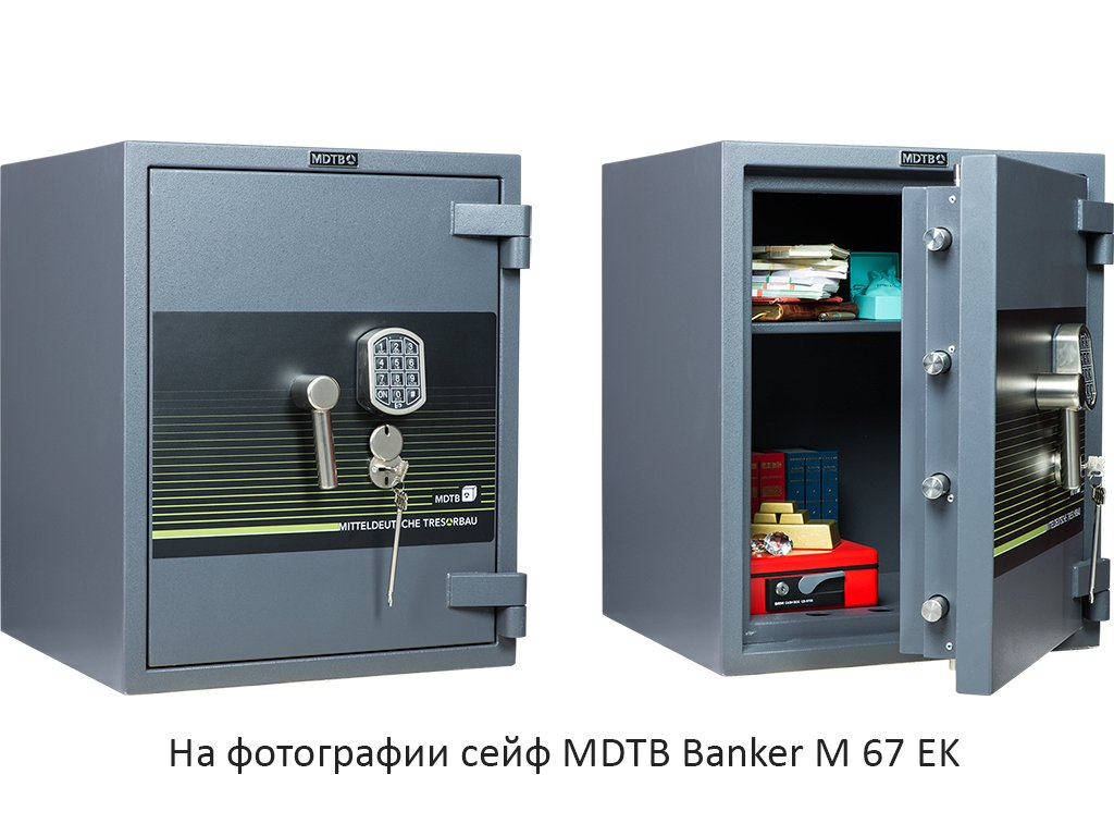 MDTB Banker M 55 EK