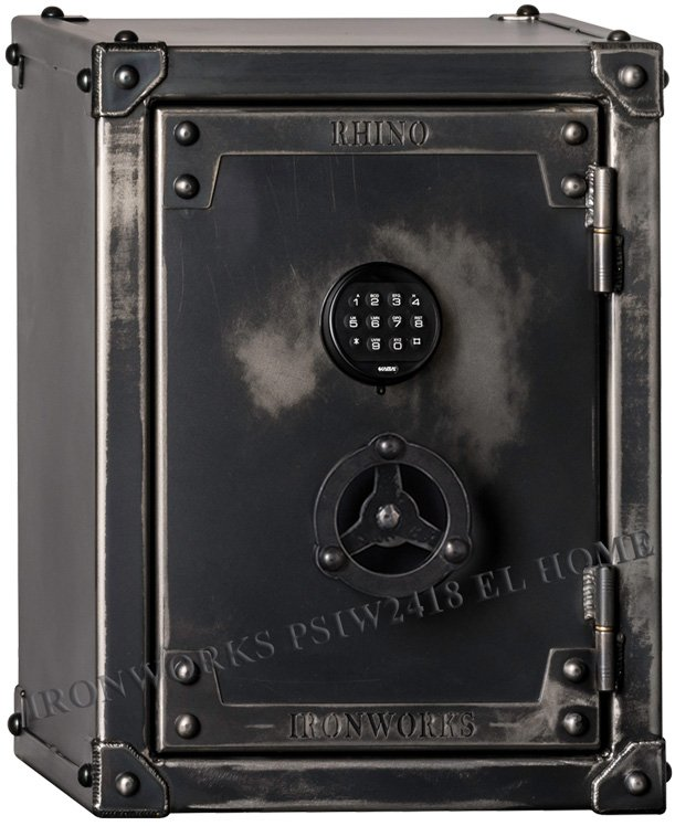 Эксклюзивный сейф Rhino Ironworks® PSIW2418 EL Home