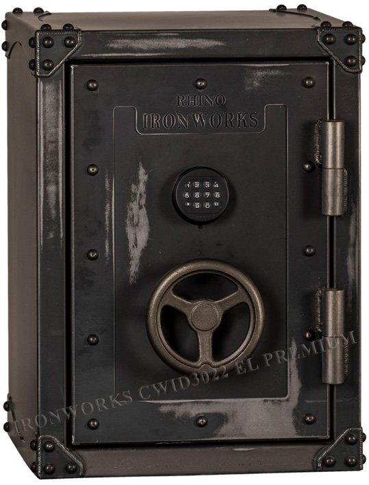 Эксклюзивный сейф Rhino Ironworks® CWID3022 EL Premium