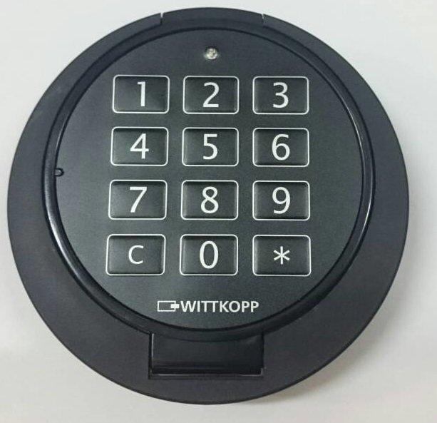Клавиатура CAWY (поворотная)