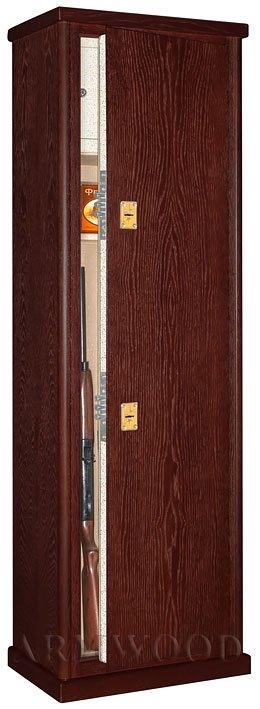 Оружейный сейф в дереве Armwood 535.074 Lux
