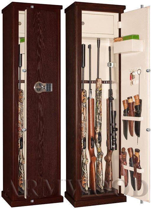 Оружейный шкаф Armwood 55.074 Flock EL