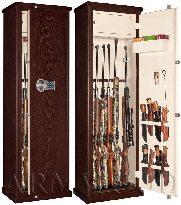 Оружейный шкаф Armwood 57.074 Flock EL