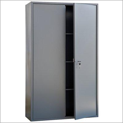 Шкаф металлический большой армейский AS-1600-2