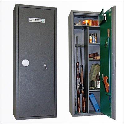 Сейф оружейный MAXI-5PMЕ/K3