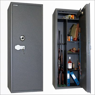 Сейф оружейный TSS 160MLG/K3