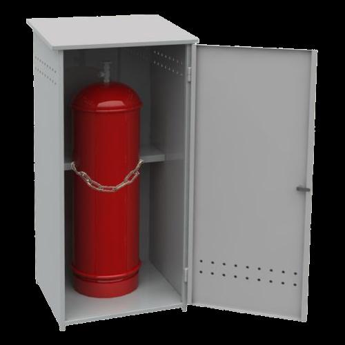 Шкафы для газовых баллонов